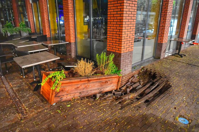Ook in Valkenswaard ontstonden sinkholes in de Kerverij.