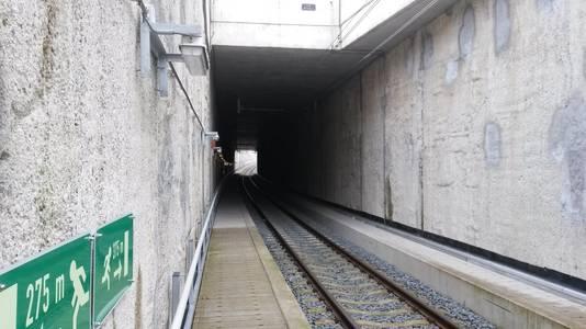 De 'dive-in' op het traject Den Bosch-Utrecht wordt dinsdag in gebruik genomen.