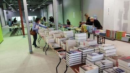 """""""Duizenden nieuwe boeken aan kleine prijzen"""":  't Oneindige Verhaal organiseert grote boekenmarkt in Stationsstraat"""
