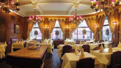 Restaurant Aux Armes de Bruxelles failliet verklaard