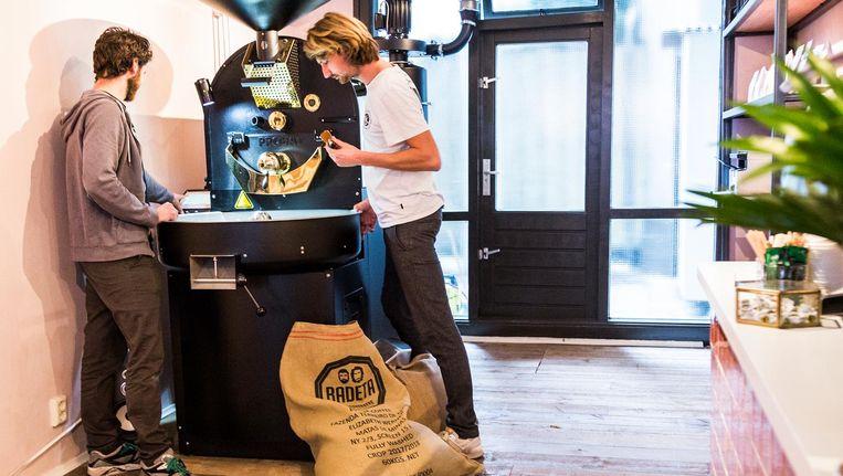 Badeta Koffiebranders Beeld Tammy van Nerum