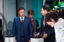 Gisteravond keken Bart De Wever en Tom Van Grieken elkaar alvast in de ogen, op een debat bij de VRT.