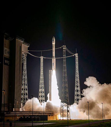 """Échec de la mission Vega, avec de la technologie belge à bord: """"Une anomalie de trajectoire"""""""
