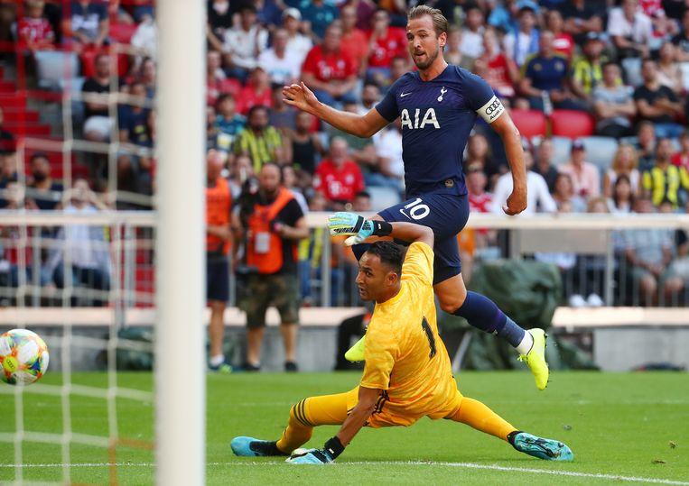 Harry Kane scoort de 0-1
