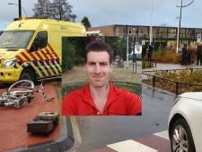 Kevin gaf zijn jas in stromende regen aan slachtoffer na ongeluk: 'Wilde niet dat ze onderkoeld raakte'