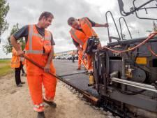 Meer wegen in Zeeland krijgen bioasfalt