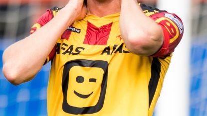 KV Mechelen zakt ondanks 2-0 winst tegen Waasland-Beveren