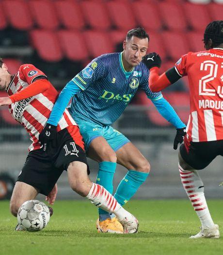 'Het zal niet vaak gebeurd zijn dat een wedstrijd van PSV zo oersaai was'
