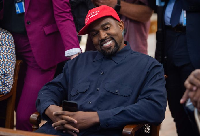 Kanye West sera-t-il le prochain président?