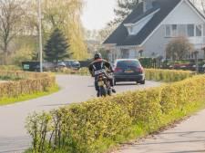 Buurt wil af van 'bocht des doods' op N458 in Woerden: 'Er wordt zo ontzettend hard gereden'