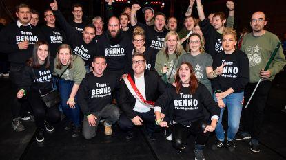 Benno is nieuwe Prins Carnaval
