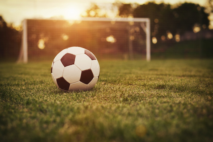 stockpzc stockadr voetbal amateurvoetbal goal voetbalveld