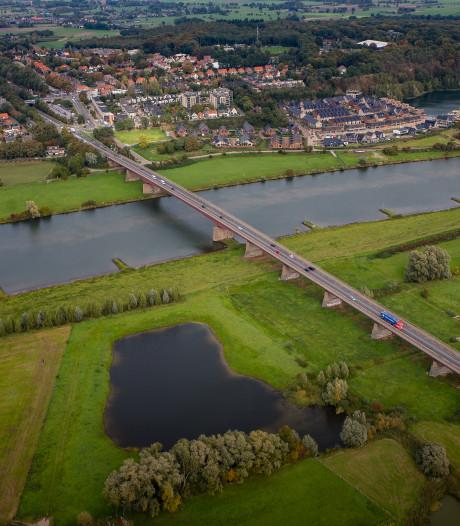 Rijnbrug bij Rhenen twee avonden en nachten dicht voor onderhoud