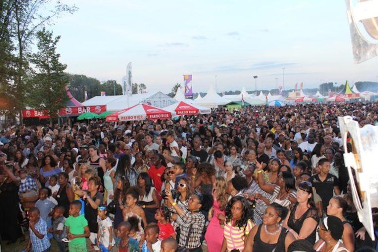 Nelson Mandelapark Kwaku Summer Festival 2015 Beeld Kwaku Summer Festival