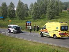 Gewonde bij ongeluk op Schietbaan Middelburg