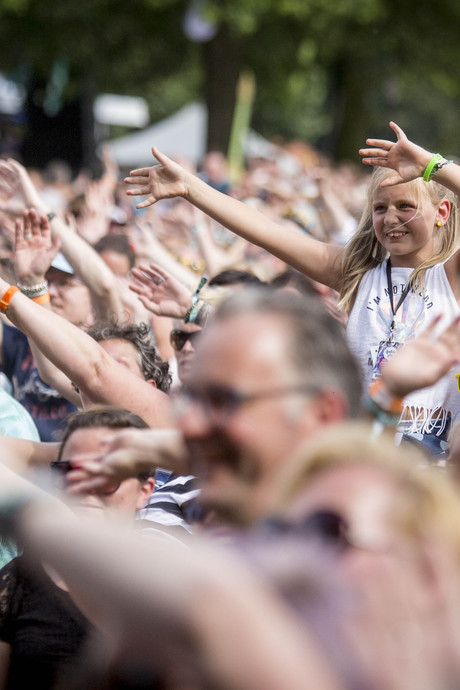 Familiefestival Fields of Joy: 7.500 lachende gezichten, 0 incidenten