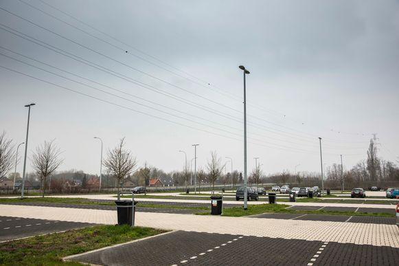 Een propere carpool in Hasselt-Zuid.