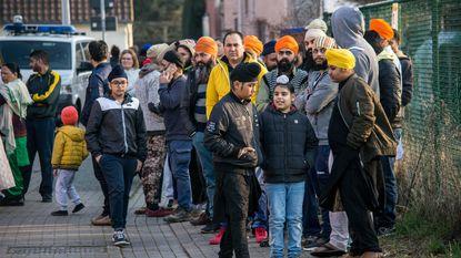 Sikh-gemeenschap treurt na brand aan tempel