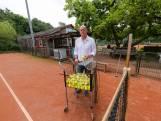 Wat gebeurt er met de tennisclub nu verbreding van A27 van de baan is ?