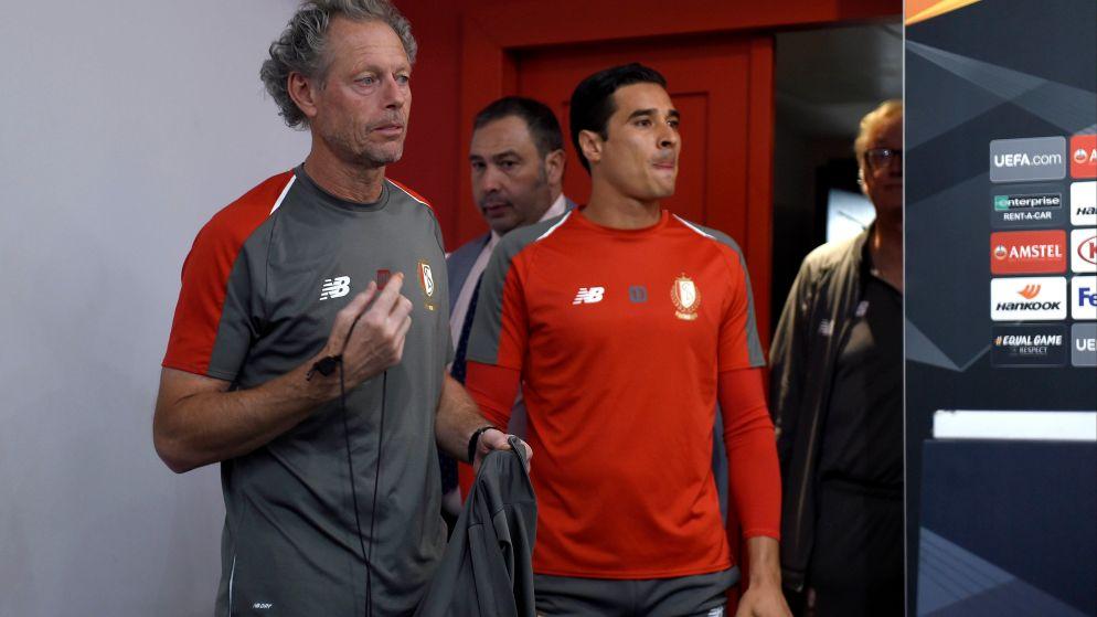 "Preud'homme: ""Sevilla is ploeg van Champions League-niveau"""