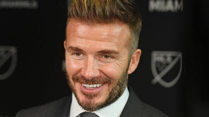 David Beckham gaat alleen wonen in Miami