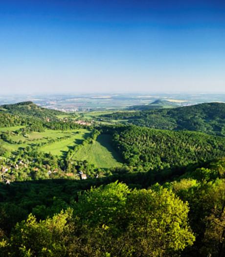 Zuid-Koreaanse stad Hadong verkoopt frisse berglucht