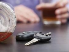 Dronken automobilist rijdt door na aanrijding in Valkenswaard