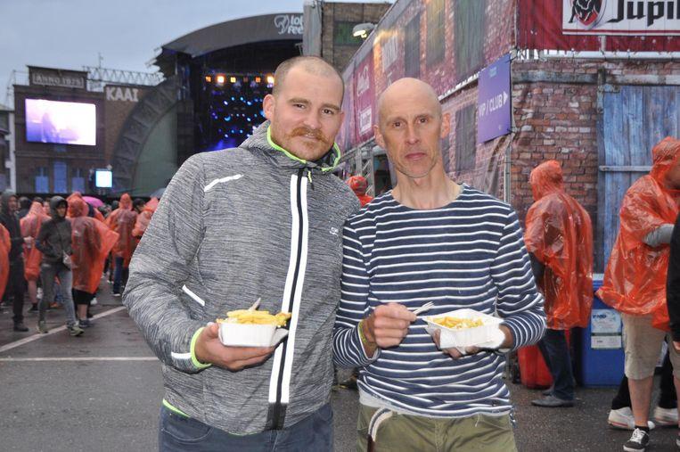Nick Meersman komt regelmatig samen met zijn nonkel naar de Lokerse Feesten.