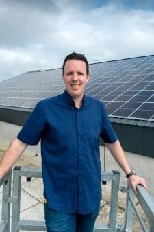 Ruim 800 zonnepanelen gelegd: maar geld terugverdienen ho maar