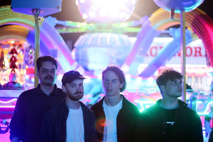 Mexican Surf is één van de drie bands met Osse roots die dit jaar deelneemt aan de Popronde. Zaterdag doet het reizende muziekfestival Oss aan.