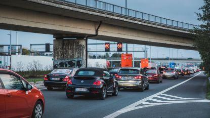 Vanaf vanavond opnieuw verkeersellende in Zuiden van Gent