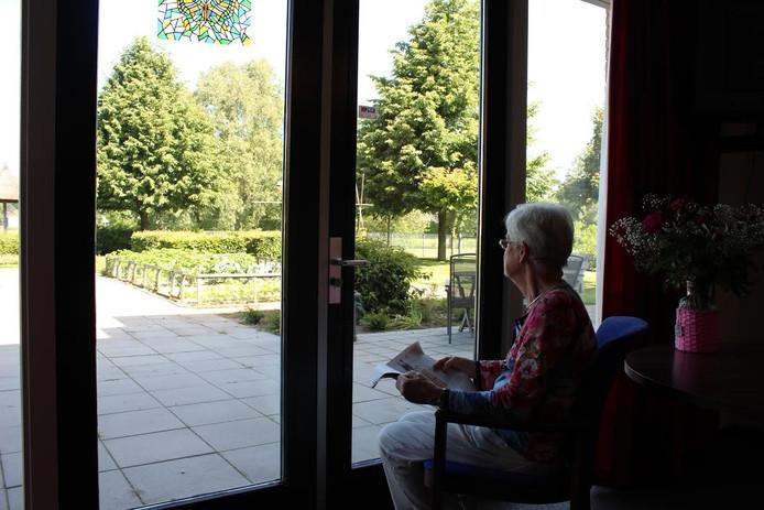 Zorginstelling Het Baken in Elburg kan twee kwetsbare ouderen opvangen in een speciale kamer.