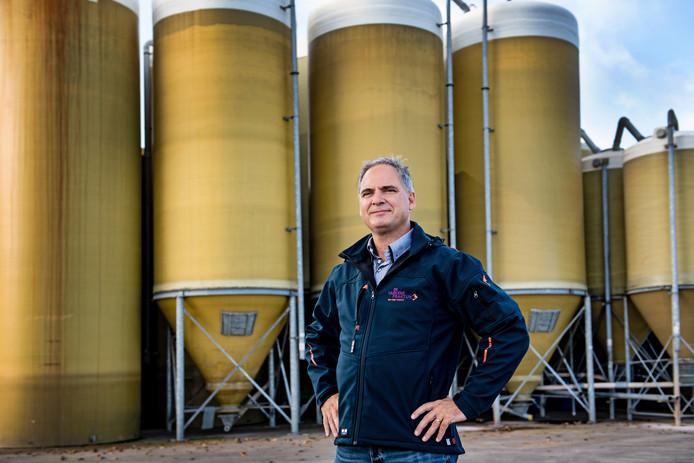 Varkensdierenarts John Vonk uit Dreumel.