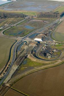 Nieuwe Tractaatweg ligt loopt mooi op schema