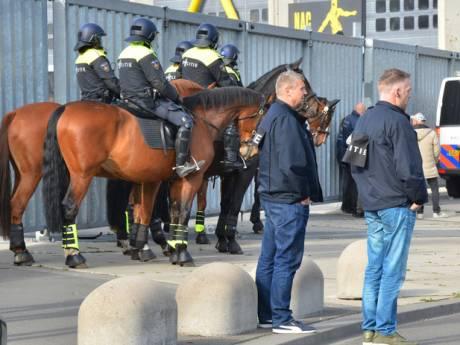 Nog tientallen arrestaties verwacht na rellen bij NAC-Willem II