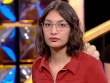 """Alessandra, la candidate belge de """"N'oubliez pas les paroles"""", a été éliminée: """"J'étais fatiguée et stressée"""""""