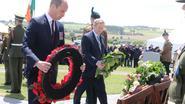 """""""Symbolisch van grote waarde dat kroonprins William hier was"""""""
