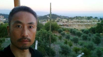 Gegijzelde Japanse journalist na drie jaar weer vrijgelaten in Midden-Oosten