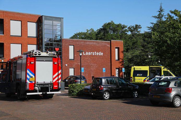 Brand bij verzorgingshuis in Nistelrode