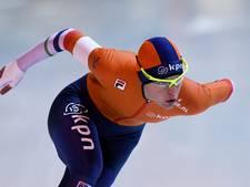 Beste prestatie Leenstra ooit op wereldbeker 500 meter