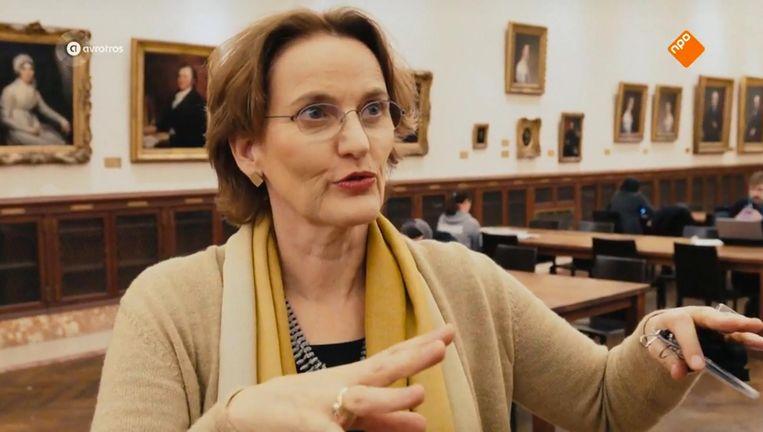 Francine Houben, architect met wereldsucces Beeld NPO 2