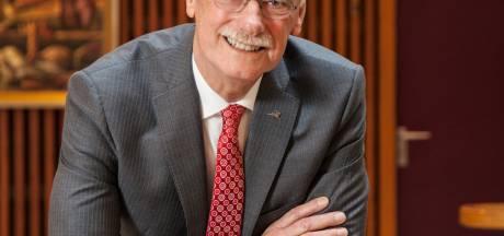 Burgemeester Van der Hoeve van Epe kondigt afscheid aan