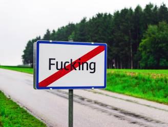 Oostenrijks dorp Fucking verandert van naam