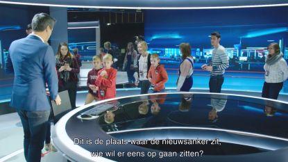 Dit was Medialaan achter de schermen. Bedankt Vlaanderen!