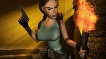 Nieuwe Lara Croft heeft geen puntige boezem meer
