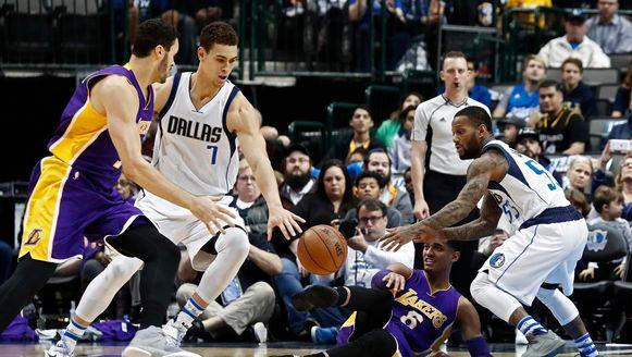 Sportblog Grootste verlies ooit voor Los Angeles Lakers