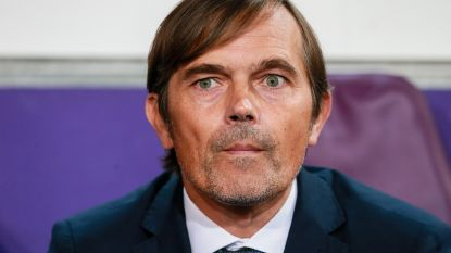 Cocu niet langer topkandidaat bij Anderlecht