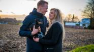"""Tim Merlier en Cameron Vandenbroucke zweven op liefdeswolk 2020 in: """"Ik had me voorgenomen om nooit iets met een coureur te beginnen"""""""