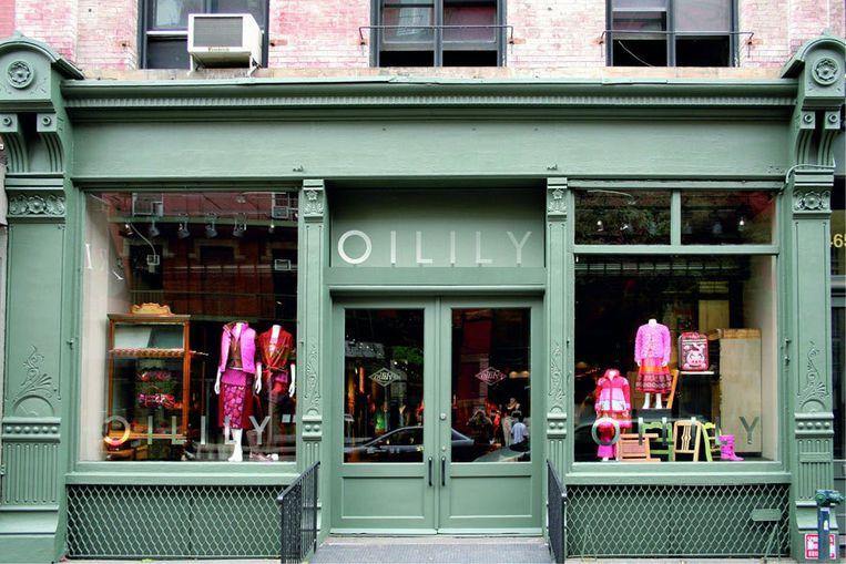 De winkel van Oilily in Soho, New York. Foto GPD Beeld