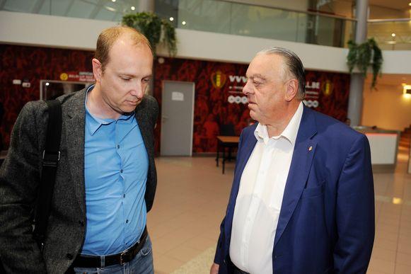 Olivier Somers en Johan Timmermans.